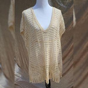 Absolutey Creative Crochet poncho B4